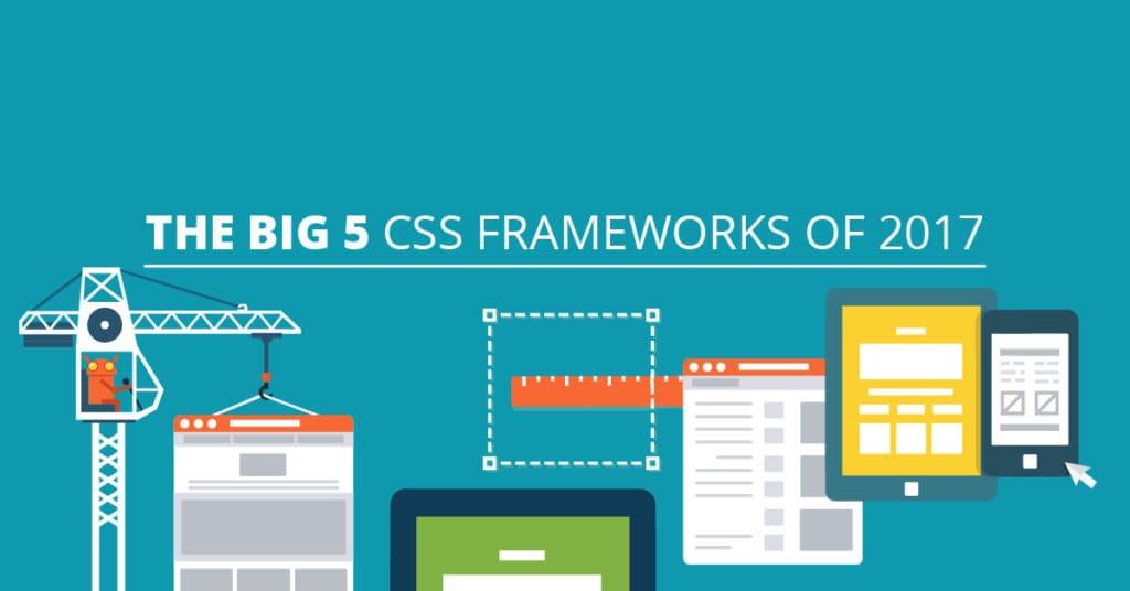 The-Big-5-CSS-Frameworks-of-2017